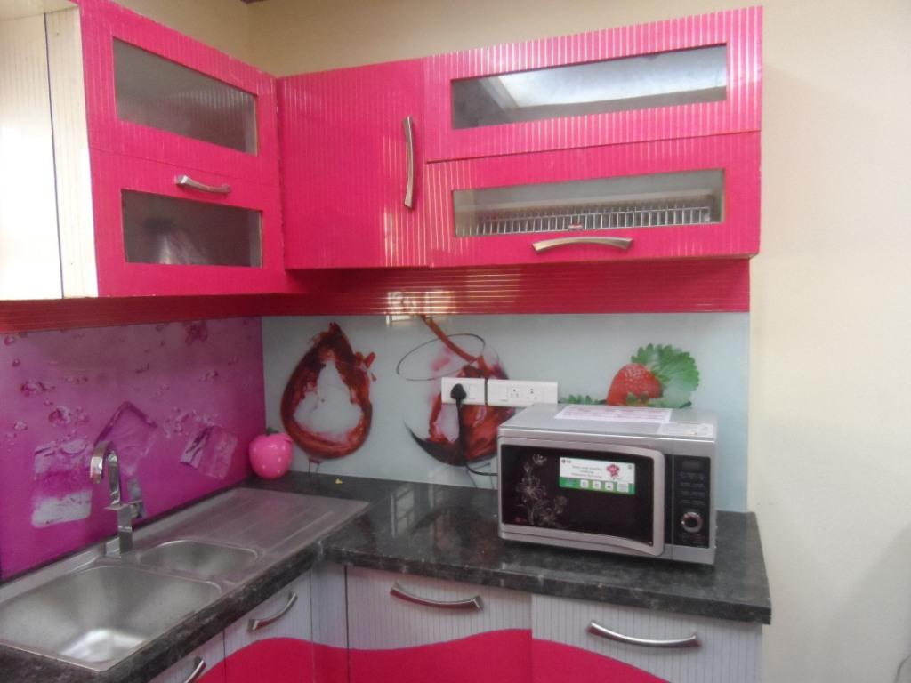 5 - Wall design imaged fir kitchen ...